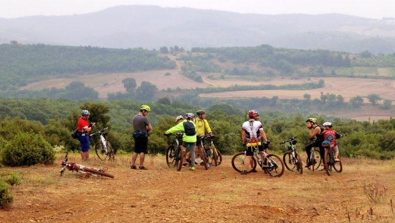 DOÇEK Bisikletçileri pedala bastı