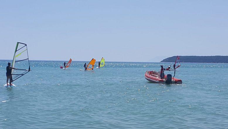 Keşan Belediyesi Yelken ve Su Sporları Kulübü Çalışmalara başladı