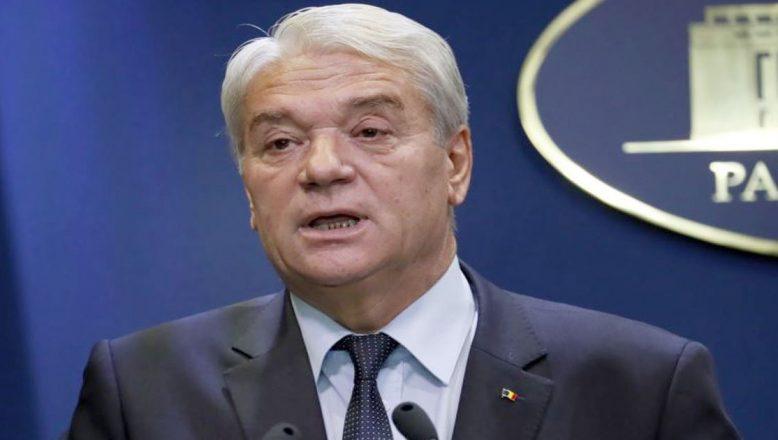 Romanya İçişleri Bakanı istifa etti
