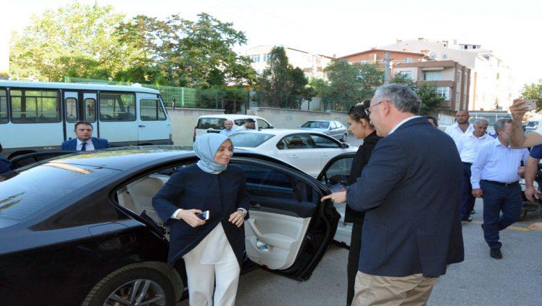 AK Parti Genel Başkan Yardımcısı Usta Keşan'a geldi