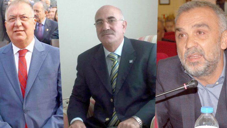 Borç batağındaki şirkete üç yönetici