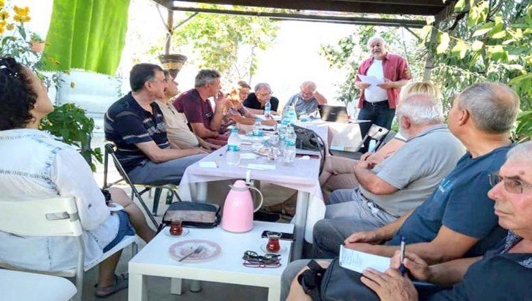 Kartopu Enez Gönüllüleri Genel Kurul yaptı