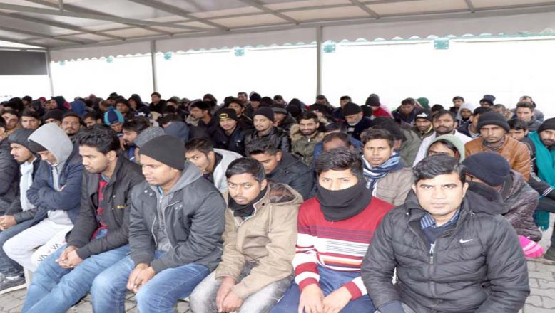 Edirne'de 402 düzensiz göçmen yakalandı