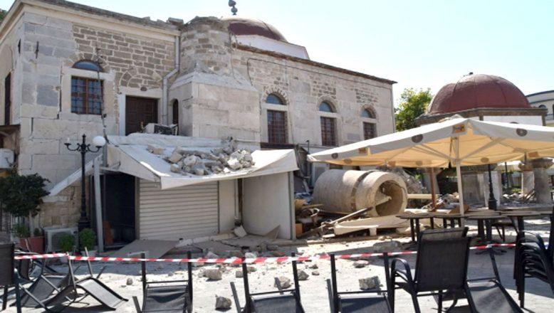 İstanköy'deki camiler hala ibadete kapalı