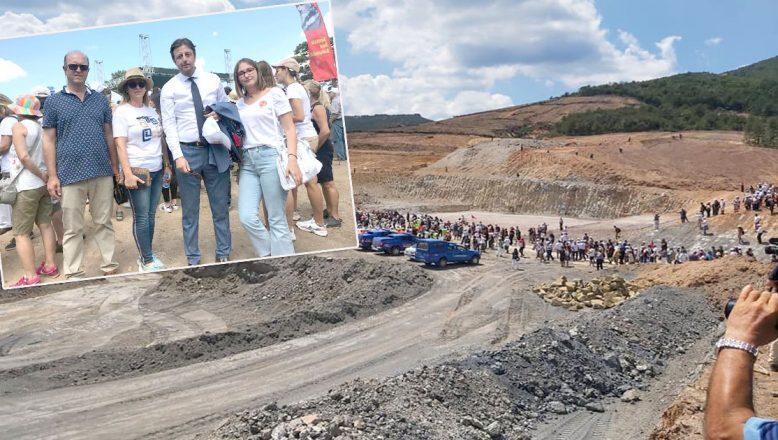 On binler Kaz Dağları'na yürüdü