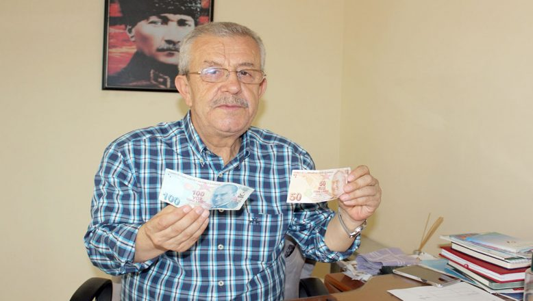 Kurban pazarında 'sahte para'ya dikkat