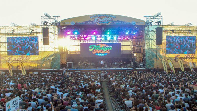 Trakya Müzik Festivali başlıyor