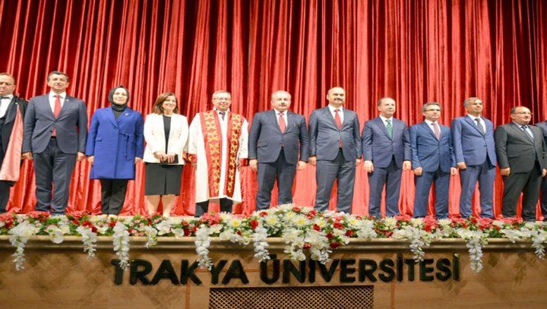 Akademik yıl açıldı