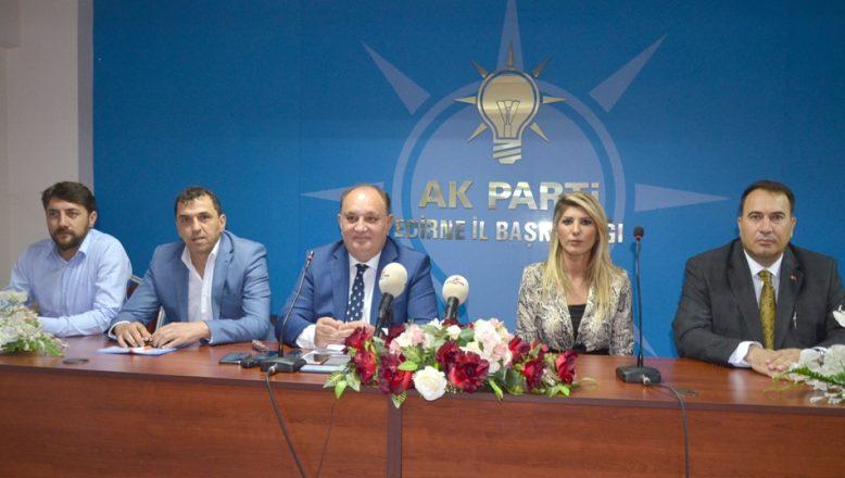 AK Parti'den ipotek eleştirisi