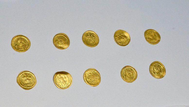 Bin 700 yıl önce de altın biriktirmişler