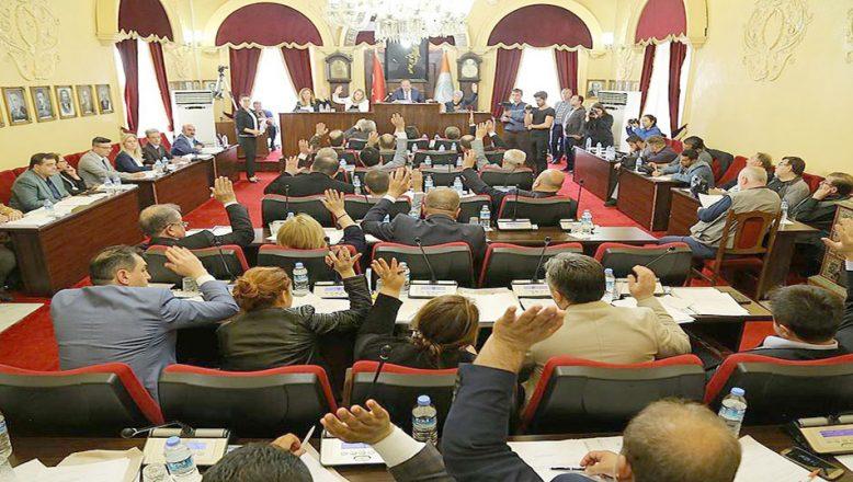 Belediye Meclisi canlı yayında