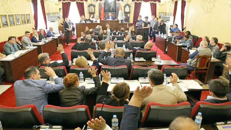 Belediye Meclisi 6 Eylül'de topyanıyor