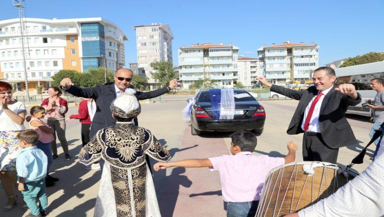 Devlet korumasındaki çocuklara sünnet düğünü