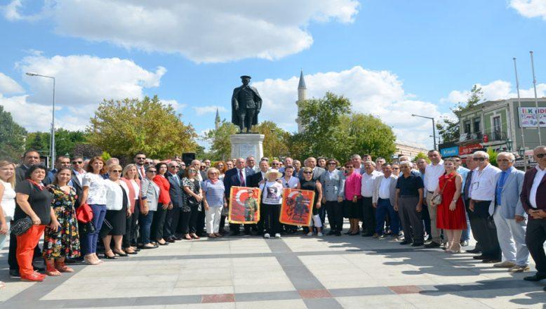 CHP'nin kuruluşunun 96. yıl dönümü
