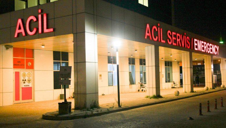 Kimyasal maddeden zehirlenen 8 kişi hastaneye kaldırıldı