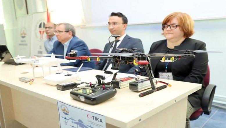 Balkan-Türk Temel Drone Eğitimleri başladı