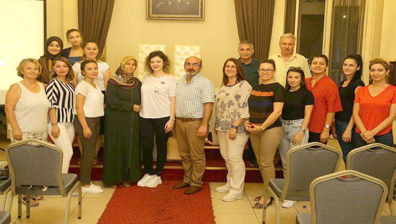 Edirne Akademi'de ilk yardım semineri