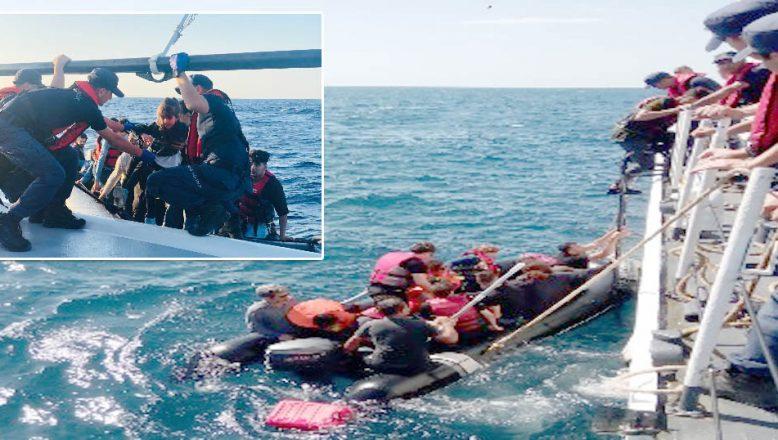 Göçmen akını sürüyor