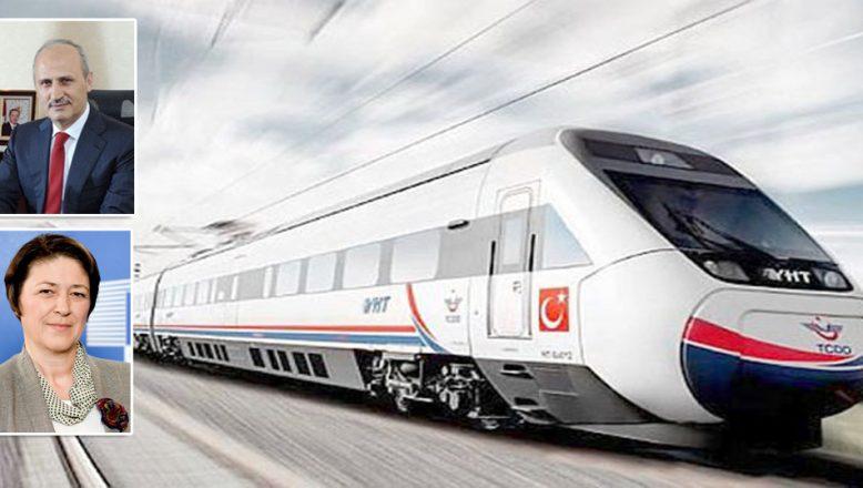 Hızlı Tren için temel atılıyor