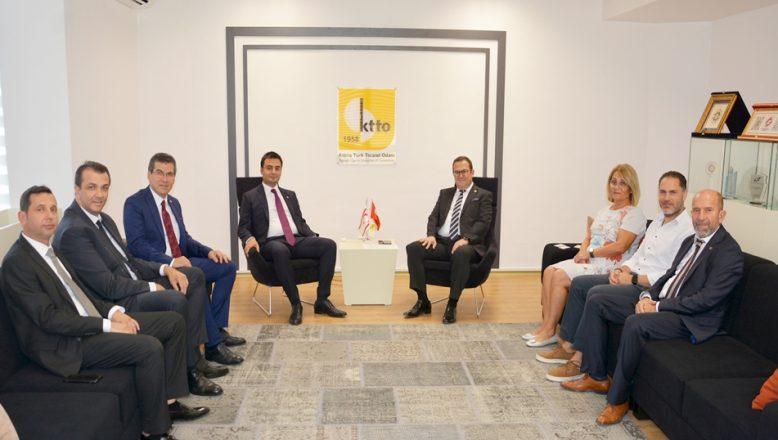 Çorlu-Kıbrıs uçak seferlerinin başlatılması için büyük adım