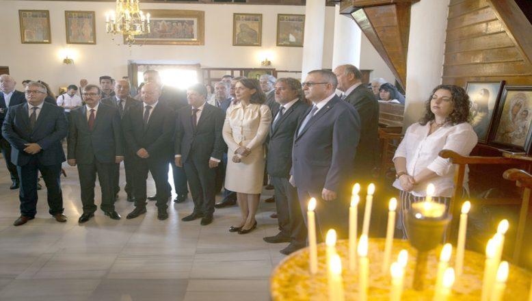 Aziz Konstantin ve Elena Kilisesi'nin kuruluş yıldönümü