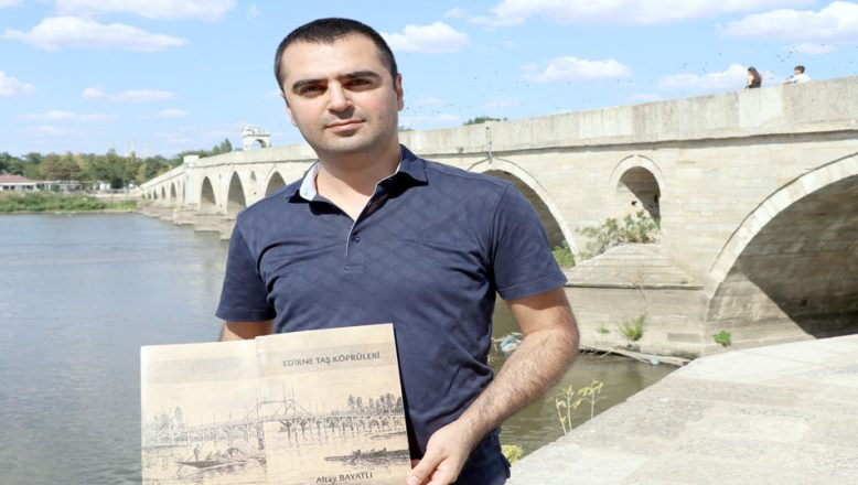 Köprüler şehri Edirne