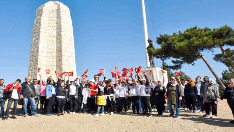 Destanlar Şehri Çanakkale'yi gezdiler