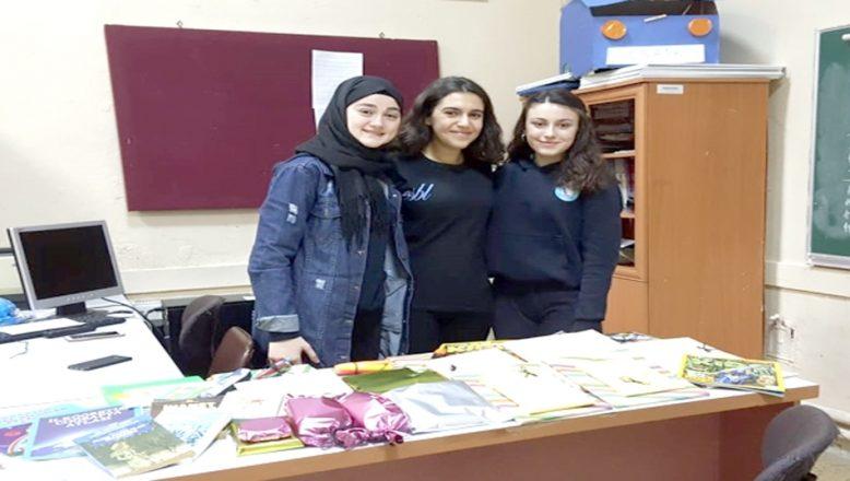 Edirne'den Kars'a yardım