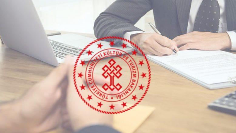 Kültür ve Turizm Bakanlığı 785 sözleşmeli personel alıyor