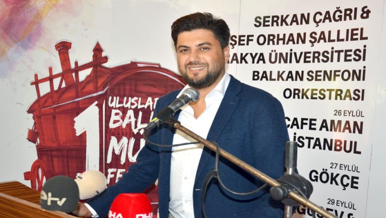 Balkan Müzik Festivali başlıyor!