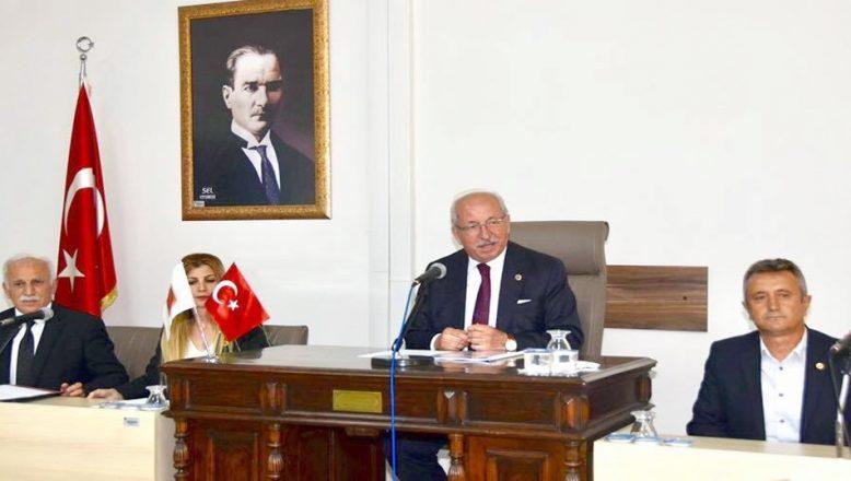 TRAKYAKENT eylül ayı meclis toplantısı yapıldı