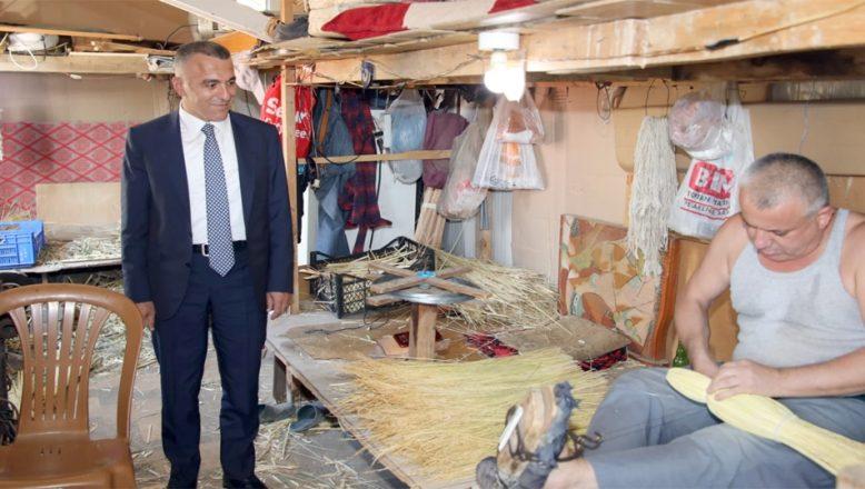Kırklareli Valisi Bilgin'den Ahilik Haftası ziyaretleri