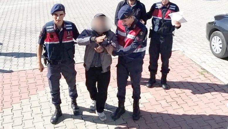 Araması bulunan şüpheli Keşan'da yakalandı