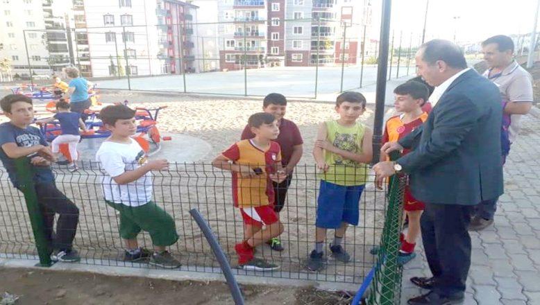 "Cumhuriyet Bayramı'nda ""Cumhuriyet Parkı"""