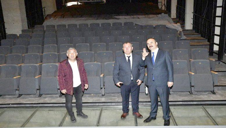 Devlet Tiyatroları 'perde' diyecek