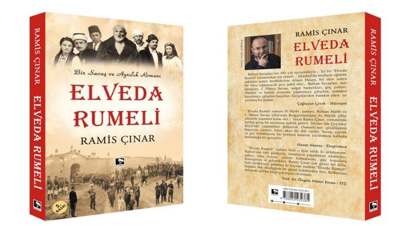 'Elveda Rumeli' okurlarıyla buluşuyor