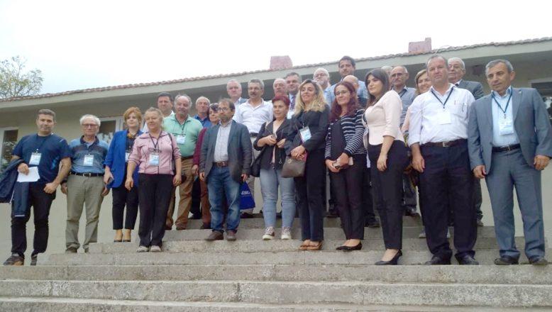 Kartopu Enez Gönüllüleri Çalıştay'a katıldı