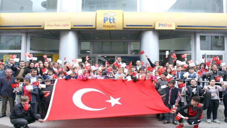Öğrencilerden Mehmetçiğe duygulandıran mektuplar