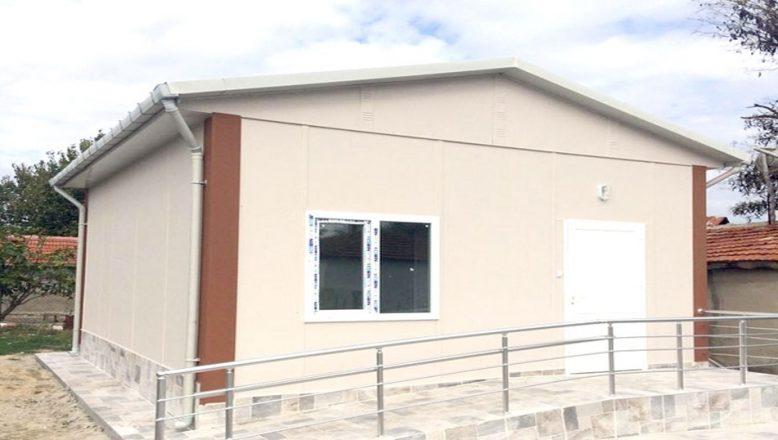 Köylere sağlık evi