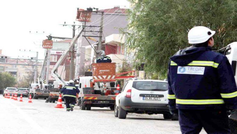TREDAŞ'tan Edirne'ye 65 milyon TL'lik yatırım