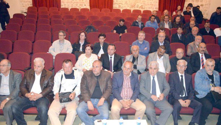 Türk Ocakları Suriye'yi konuştu