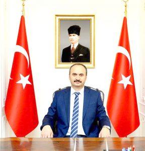 Edirne Valisi Ekrem Canalp