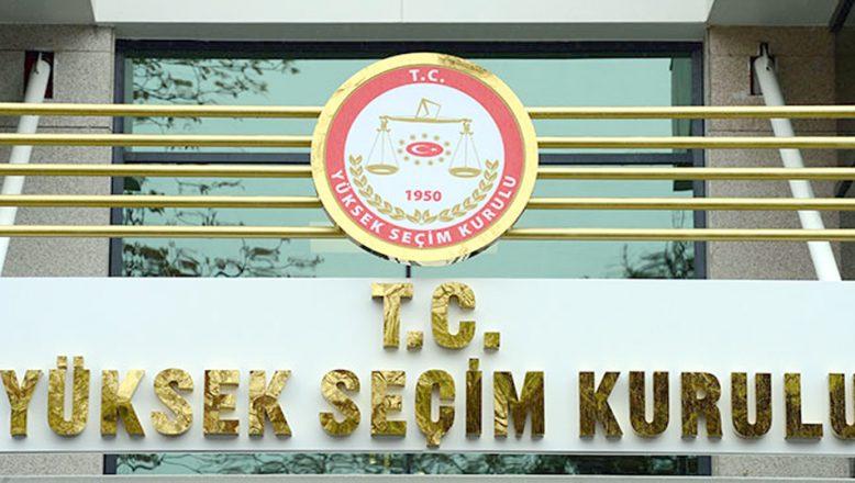 Yüksek Seçim Kurulu KPSS şartlı 255 personel alacak