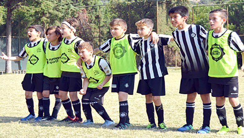 Altay Futbol Okulu, Edirne Şampiyonu