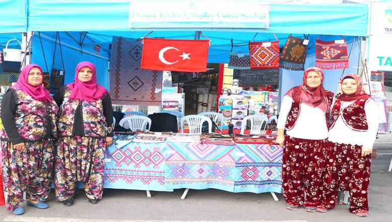 Tekirdağ'da, Kadın Çiftçiler Şenliği düzenlendi