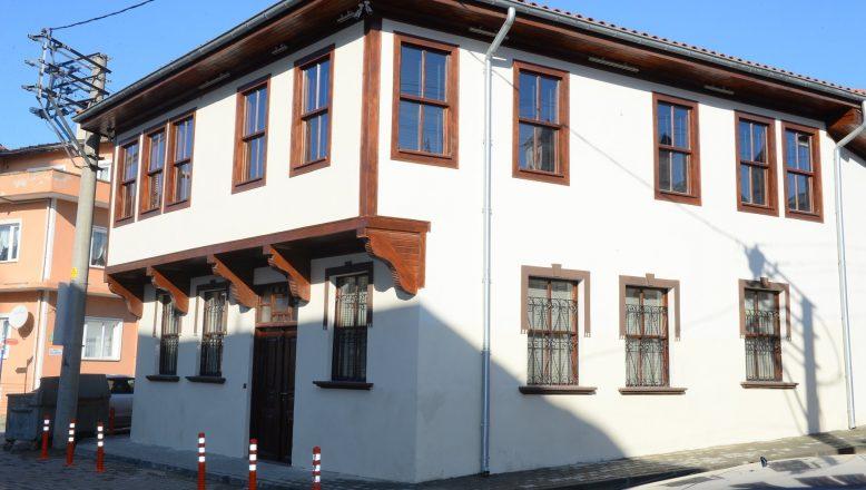 Edirne Devlet Konuk Evi açıldı