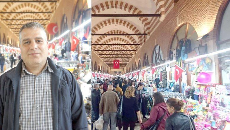 """Sanış, """"Mallarımız Türk atölyelerinde üretiliyor"""""""