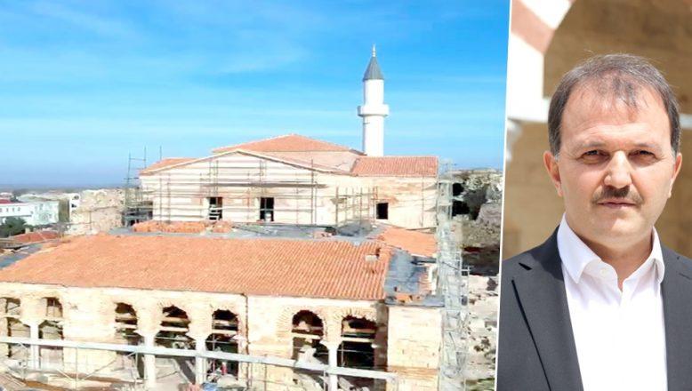 Fatih Camii ezan sesini bekliyor