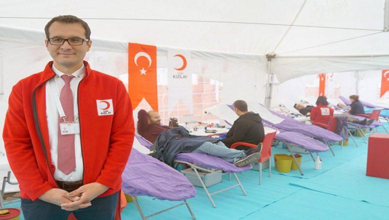 Velilerden kan bağışı seferberliği