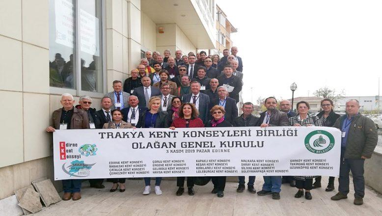 Kent Konseyleri Birliği'nin sonuç bildirgesi açıklandı